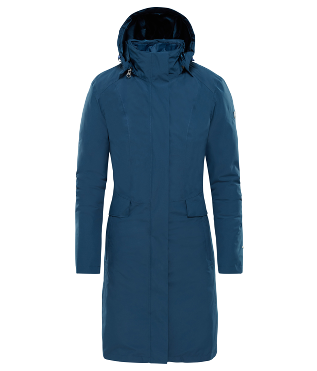 Parka Dames Zomerjas.The North Face Suzanne Parka 3 In 1 Jas Dames Vandaag In Huis