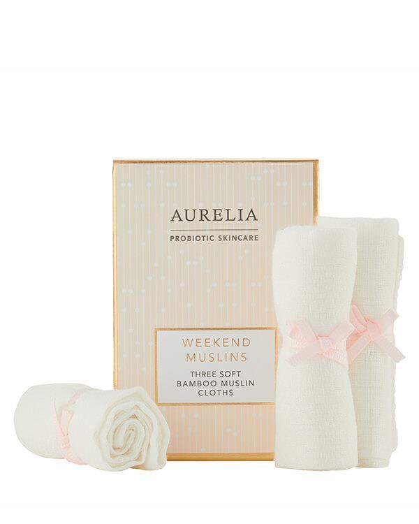 Aurelia Weekend Muslins 3 st