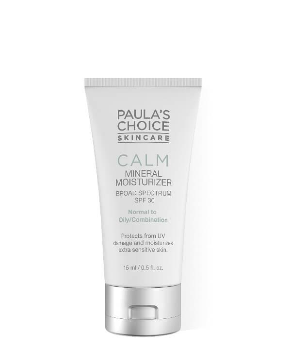Paula's Choice - Calm Mineral Moisturizer SPF30 Normal to Oily - 15 ml