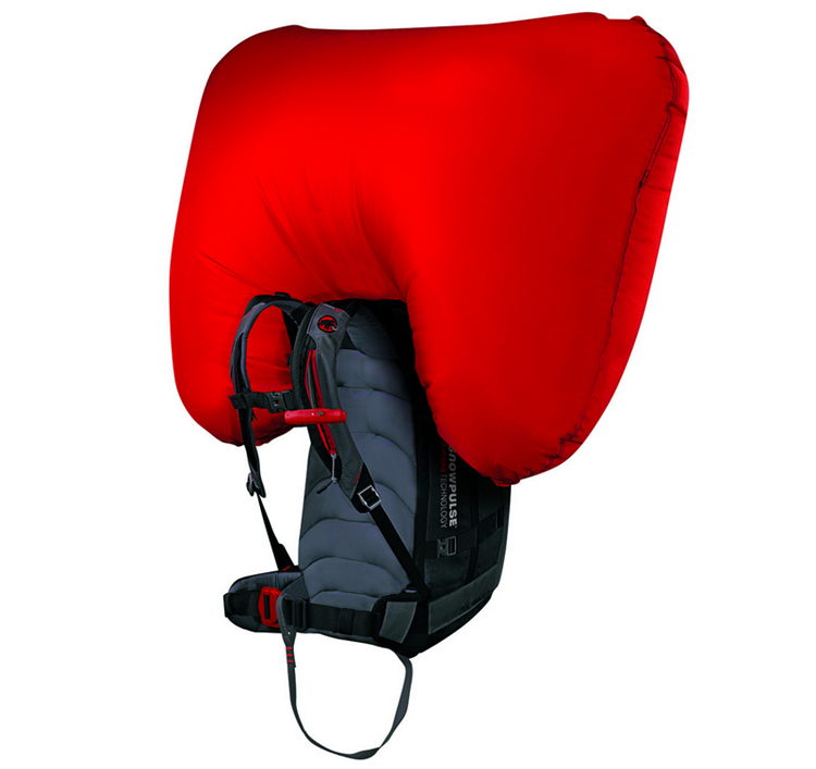 Mammut Snowpulse Removable Airbag System