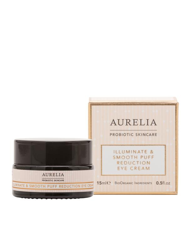 Aurelia - Illuminate & Smooth Puff Reduction Eye Cream - 15 ml