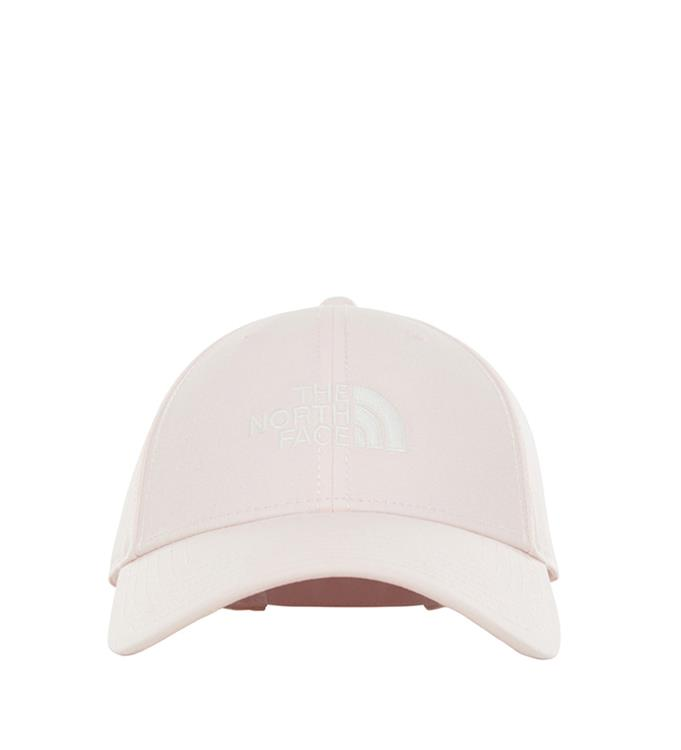 The North Face 66 CLASSIC HAT PINK SALT/TNF W