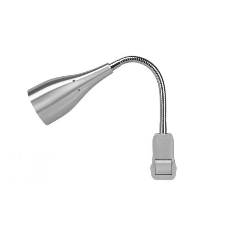 Highlight Elite stekkerspot - aluminium
