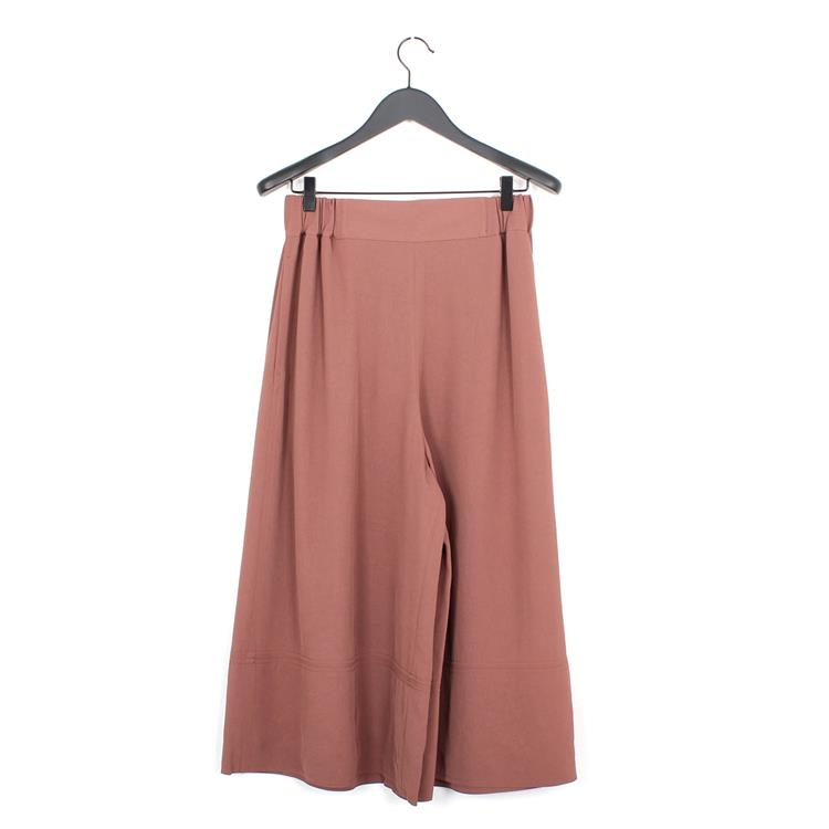 Acne Studios polly fluid twill dusty pink