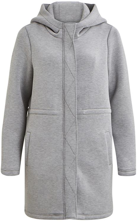 Objofia jacket Light grey melange