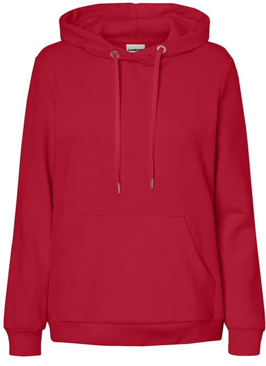 Nmper l/s hoodie chinese red