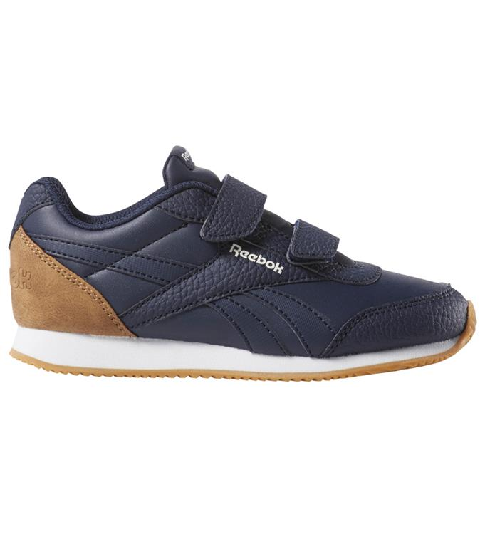 Reebok ROYAL CLJOG COLL NAVY/TRUE GREY1 Schoenen