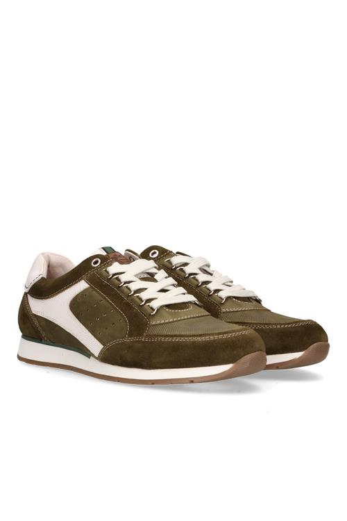 Afbeelding van Australian Footwear Caravani Nubuck Groen