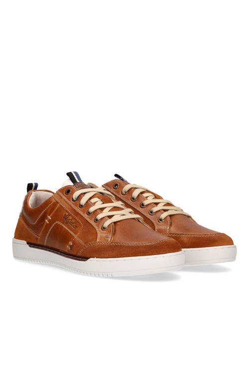 Afbeelding van Australian Footwear Brad Leer Cognac