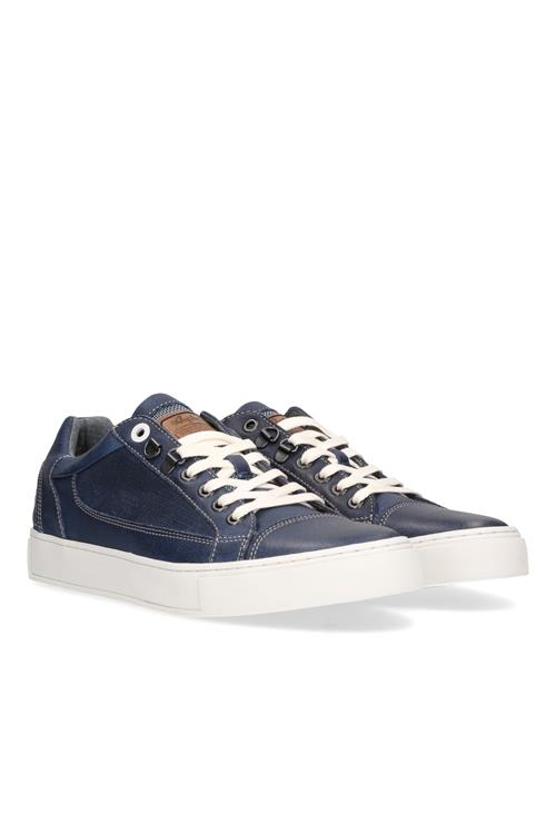 Afbeelding van Australian Footwear Austin Leer Blauw