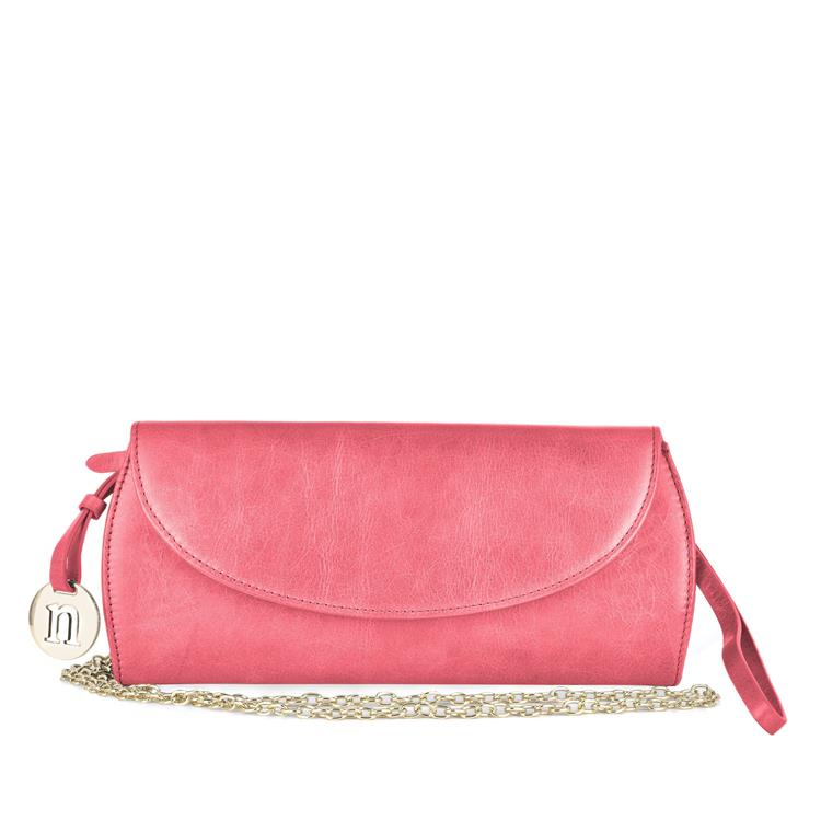 Nuwa clutch ZS - Pink-Red