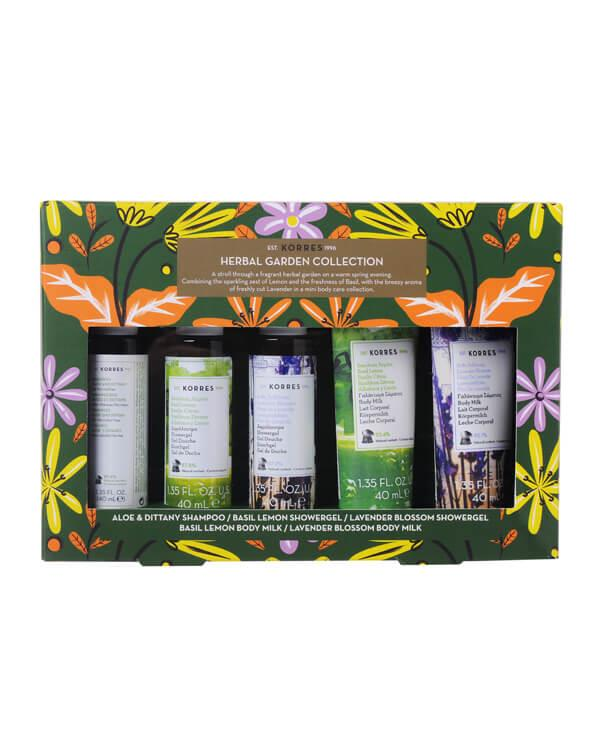 Herbal Garden Collection - 5 x 40 ml