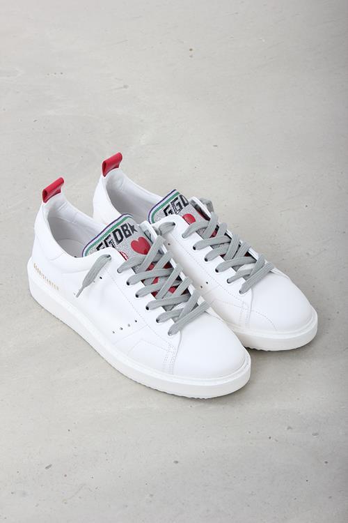 Golden Goose sneaker starter white