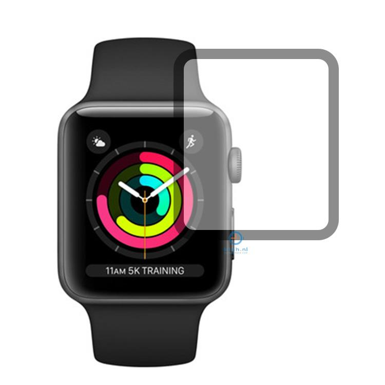 Apple Watch screenprotector curved - 38mm