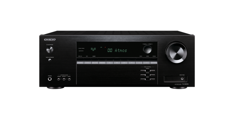 Onkyo surround sound aansluiten