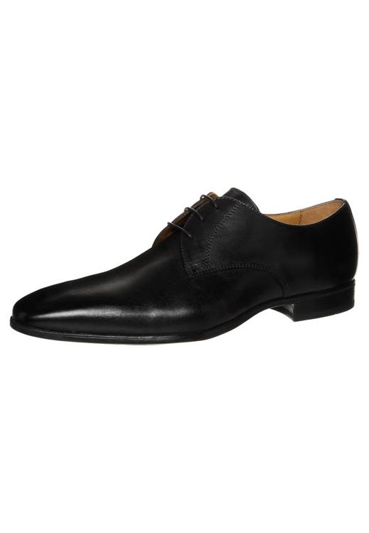 Chaussure De Dentelle Noire Giorgio Ipni2T