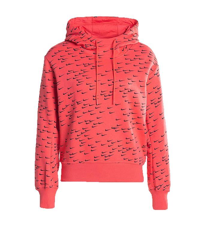 045a3322111f Nike W NSW HOODIE AOP SWSH