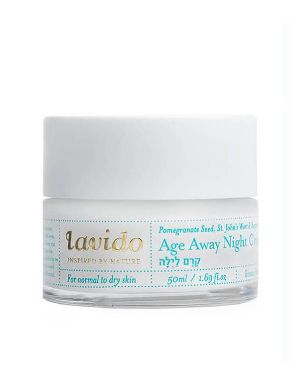 Lavido - Age Away Night Cream - 50 ml
