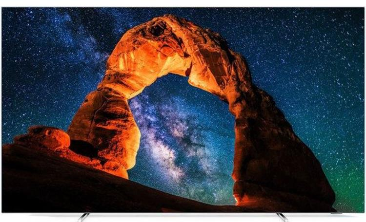 Philips 65OLED803/12 opendoos model Oled tv