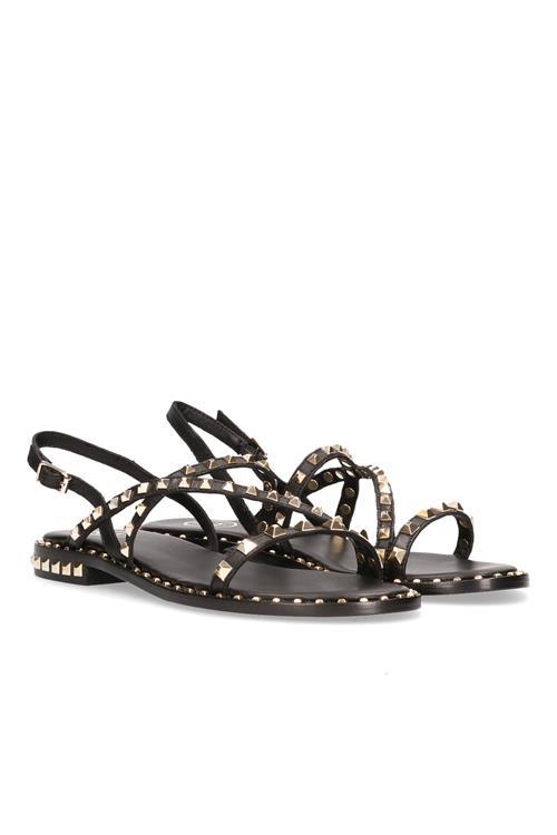 Afbeelding van Ash Peace sandaal met studs Zwart