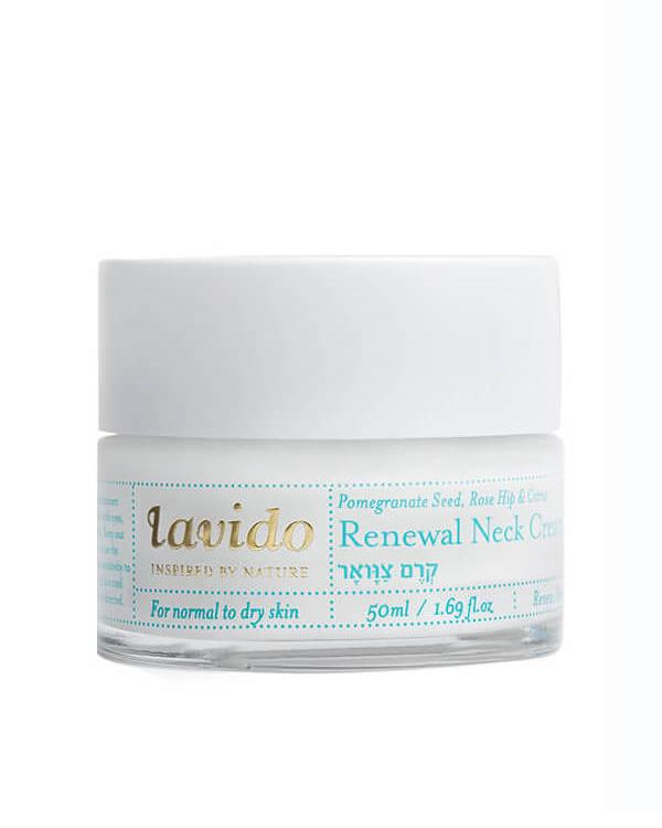 Lavido - Renewal Neck Cream - 50 ml