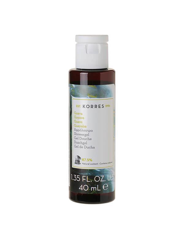 Korres - Guava Showergel - 40 ml