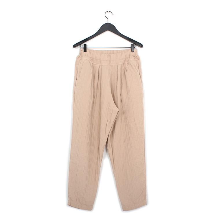 Black Crane carpenter pant peach