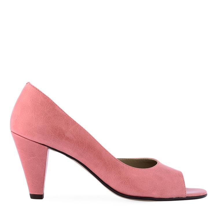705b0f60538a Nicoline peeptoe ZS - Pink-Red