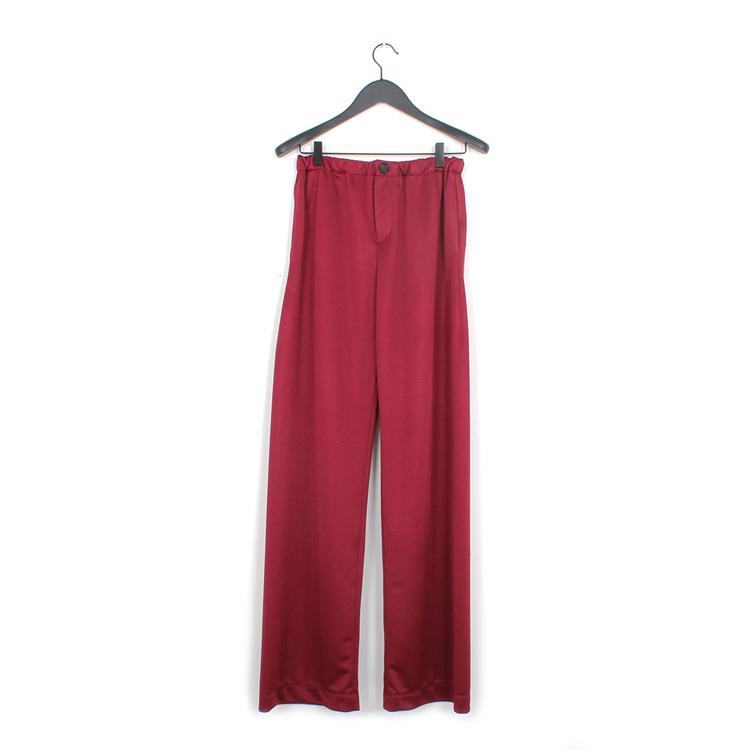Golden Goose pant gwyneth bordeaux