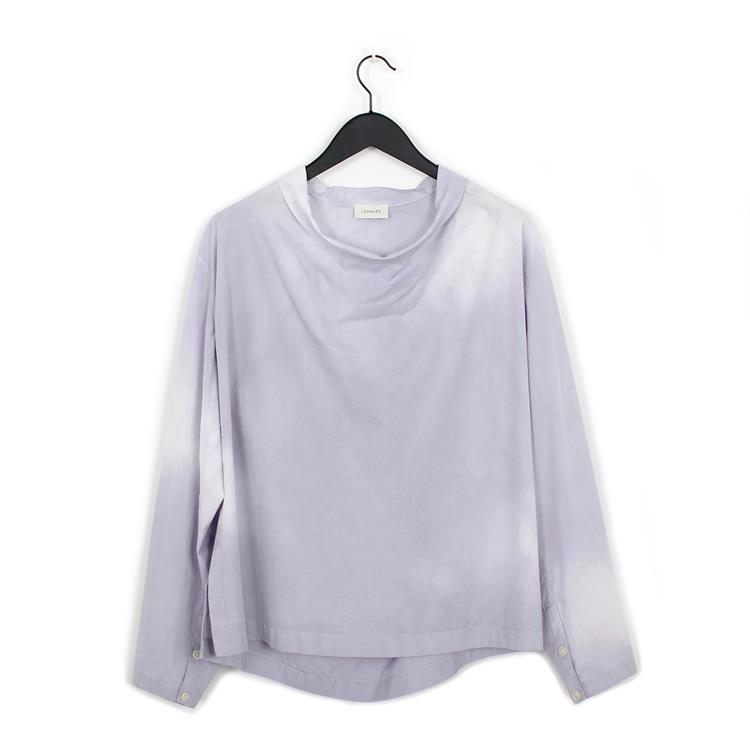 Lemaire long sleeve top light mauve