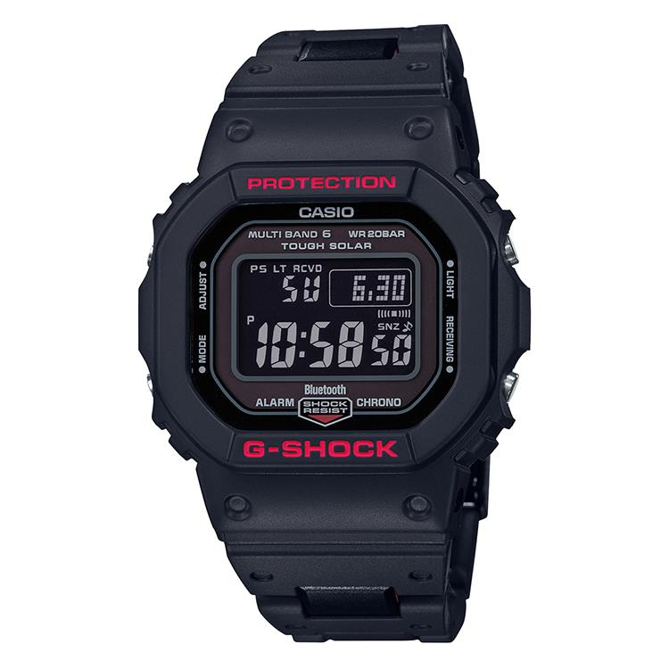 Bluetooth G-Shock GW-B5600HR-1ER - Multiband 6