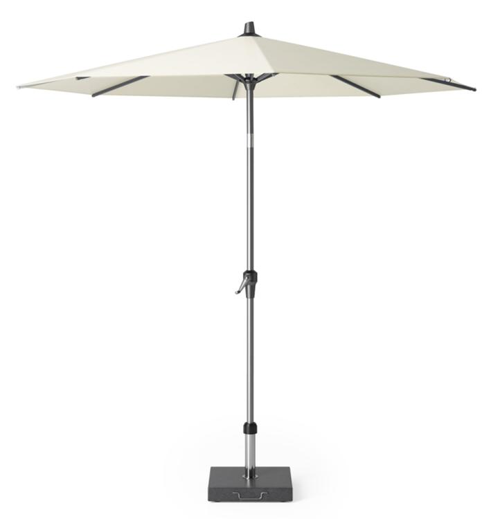 Platinum Riva parasol Ø2,5 m - ecru
