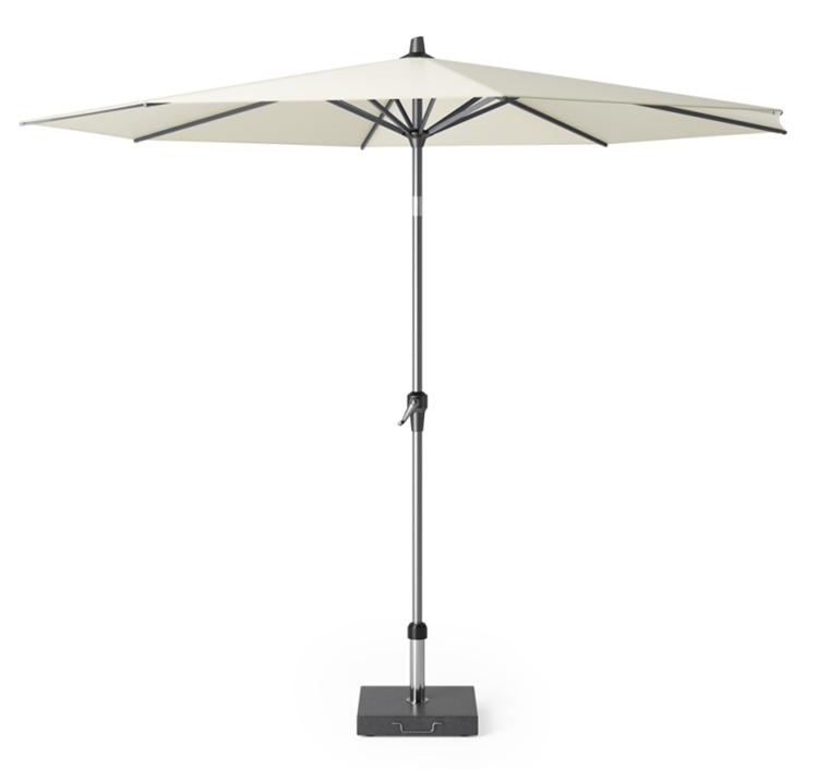 Platinum Riva parasol Ø3 m - ecru
