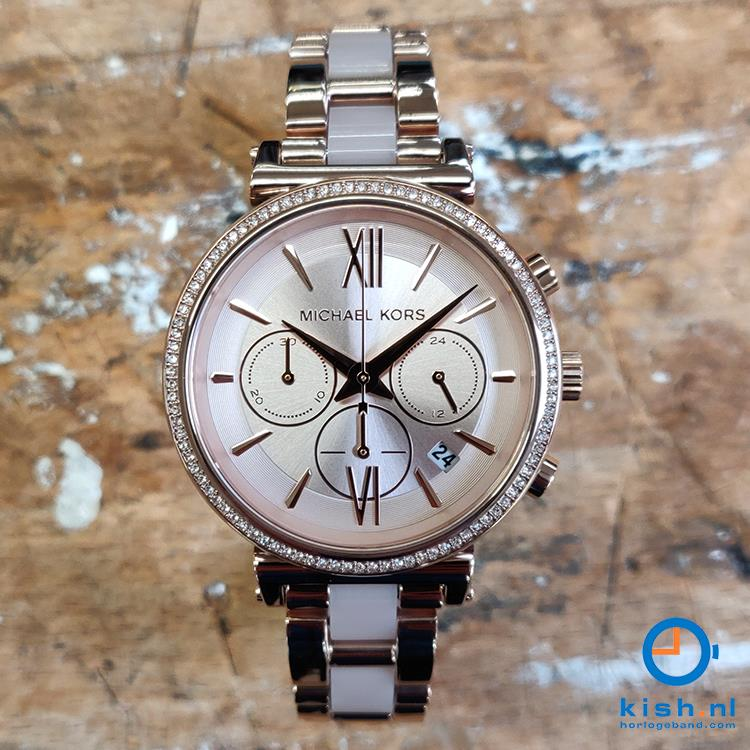 Michael Kors horloge MK6558 Kish.nl