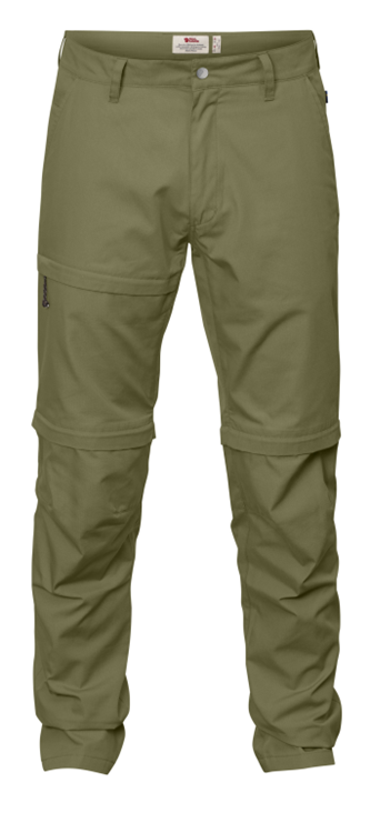 Traveller Zip-Off Trousers M