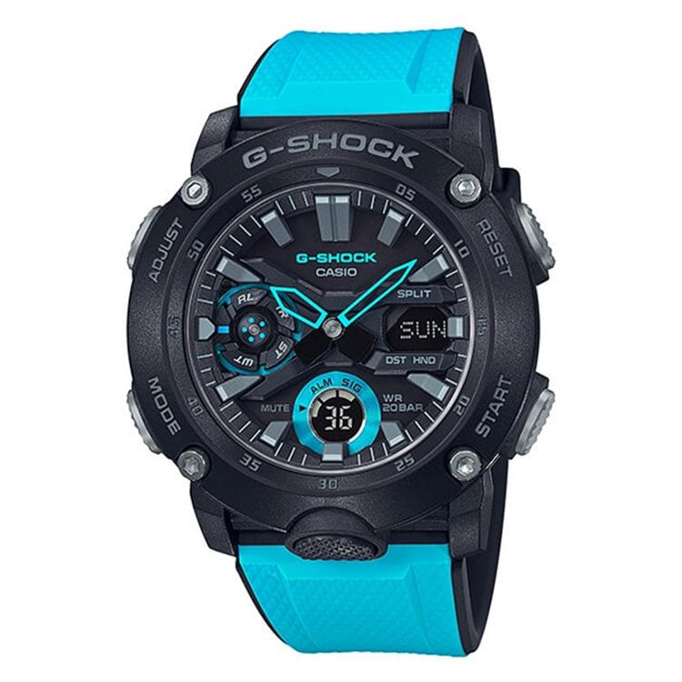 GA-2000-1A2ER G-Shock - Carbon Core Guard