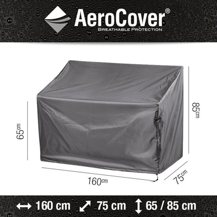 AeroCover beschermhoes bank - 160x75x65/85cm