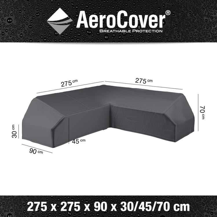 AeroCover Beschermhoes voor platform loungeset - 275x275 cm