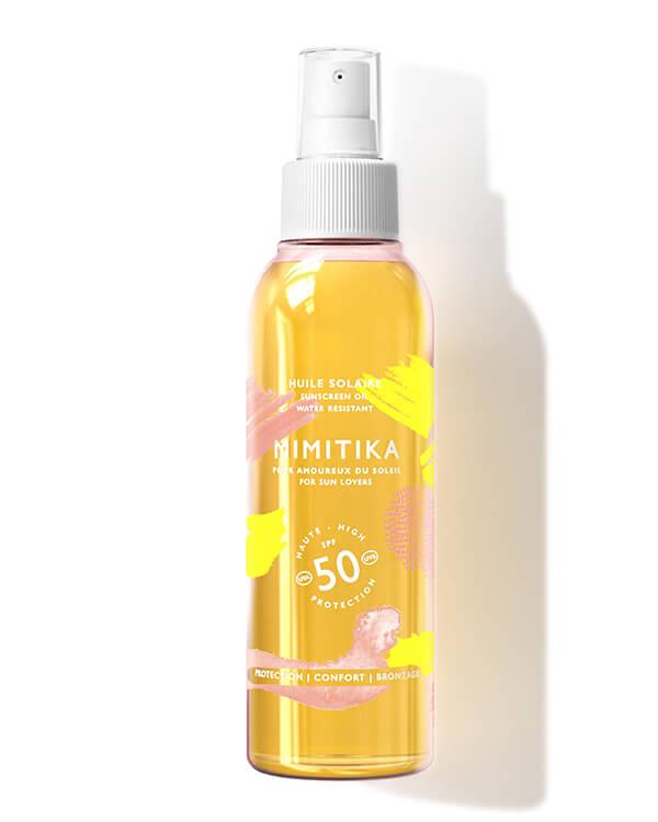 Mimitika - Sunscreen Body Oil SPF50 - 150 ml