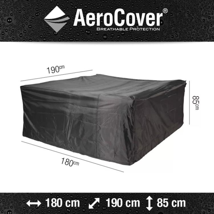 AeroCover Beschermhoes 180x190x85 cm.