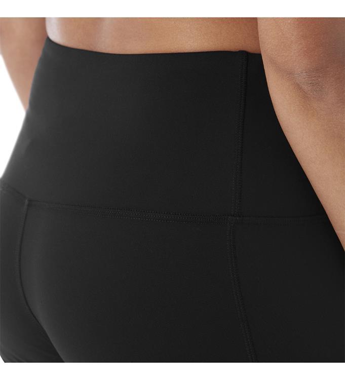 asics high waist tight dames