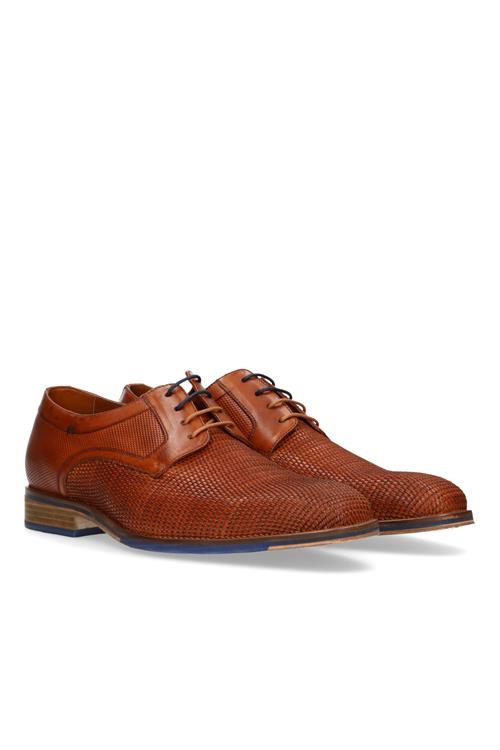 Afbeelding van Australian Footwear Brunswick geklede schoen Cognac