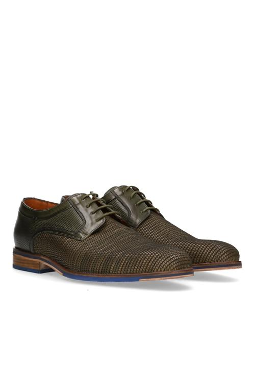 Afbeelding van Australian Footwear Brunswick geklede schoen Groen