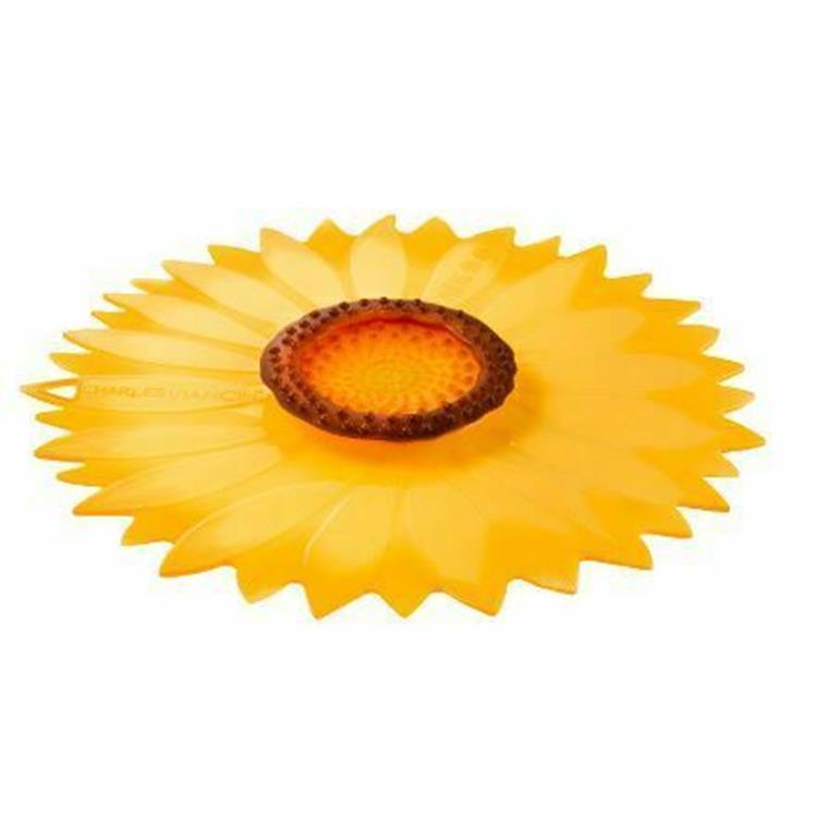 Charles Viancin deksel 23 cm - zonnebloem