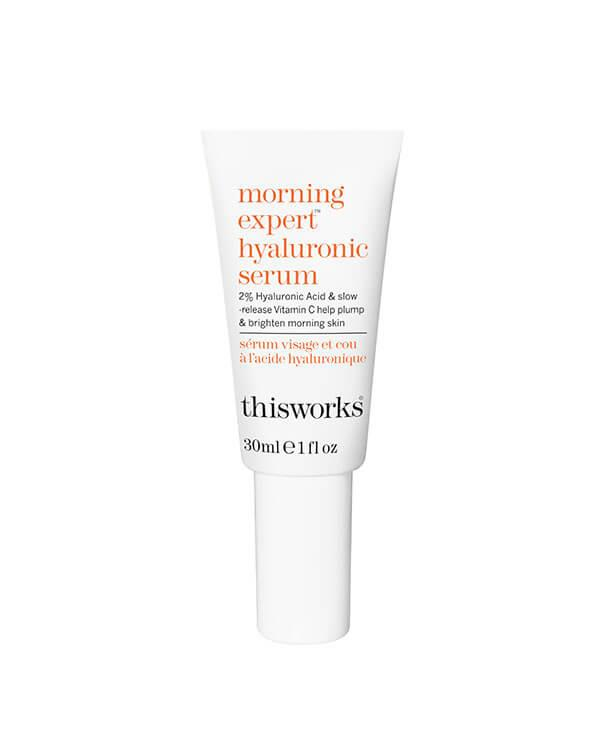 This Works - Morning Expert Hyaluronic Serum - 30 ml