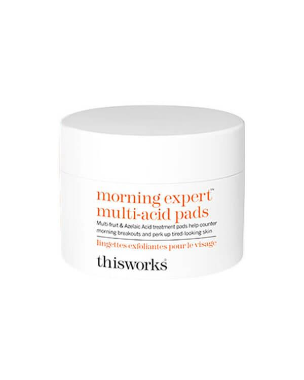 This Works - Morning Expert Multi Acid Pads - 60 st