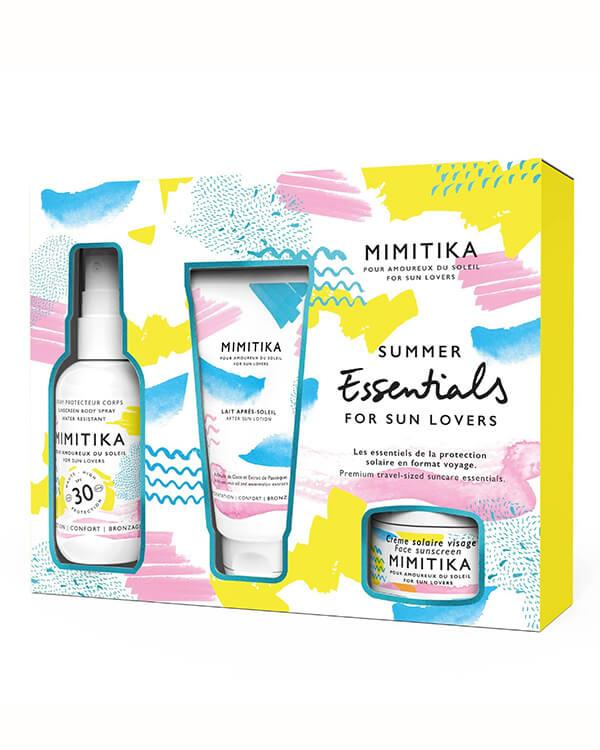 Mimitika - Summer Essentials Kit - 75 ml + 50 ml + 10 ml