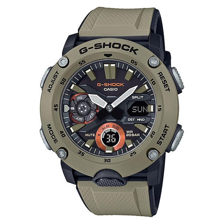 GA-2000-5AER G-Shock - Carbon Core Guard