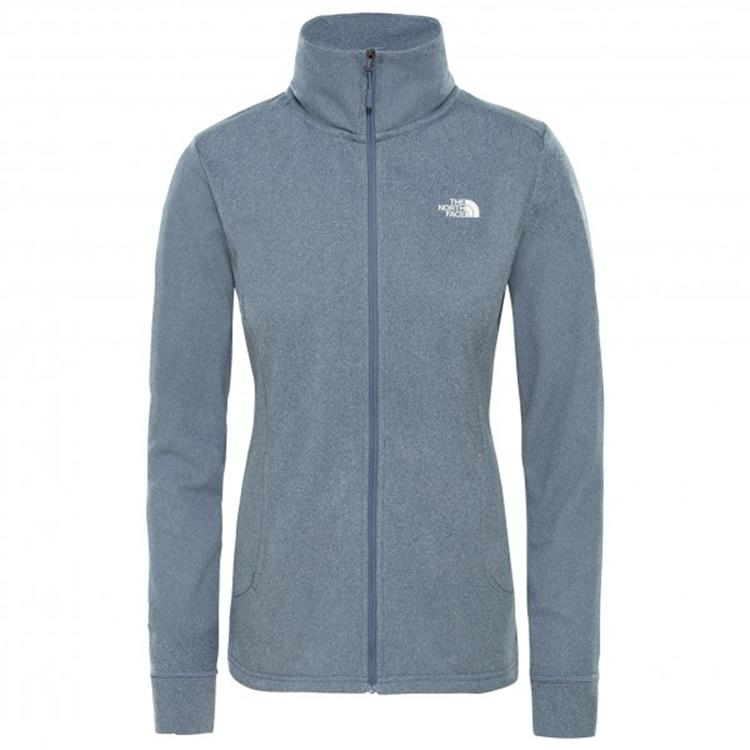 The North Face W Quest Full Zip Fleece Dames