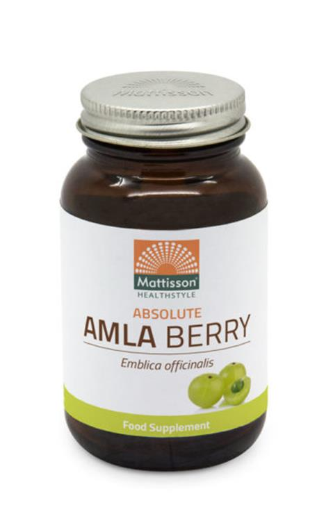 Absolute Amla Berry (60 capsules)